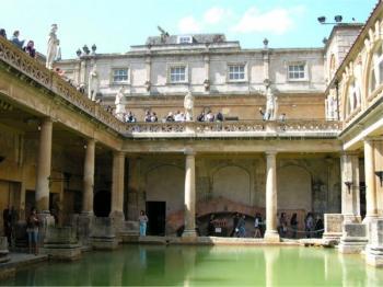 Les Thermes de Bath