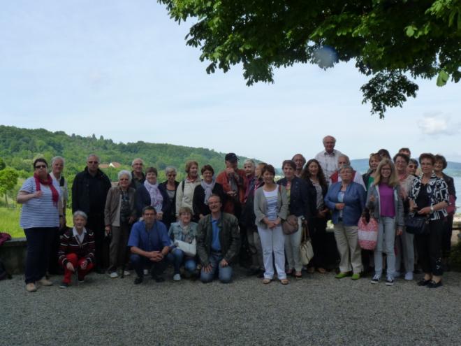 Le Groupe de Langues et Cultures au Lac de Constance